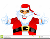 Cool Christmas Clipart Image