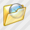 Icon Folder Clock 3 Image