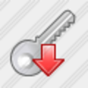 Icon Key Down 2 Image