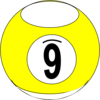 Billiard Ball 7 Image