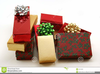 Christmas Package Clipart Free Image