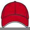 Clipart On Red Hat Image