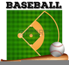 Baseball Clipart Field Image