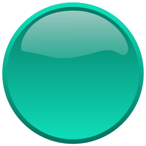 Round Green Button Image