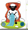 Crocheting Clipart Image