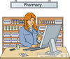 Pharmacy And Pharmacist Image