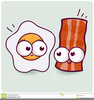 Free Clipart Bacon And Eggs Image
