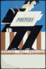 Exhibition Of Posters - Federal Art Project Works Progress Administration Clip Art