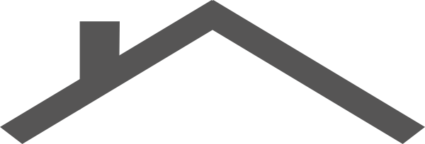 free house roof clip art - photo #46