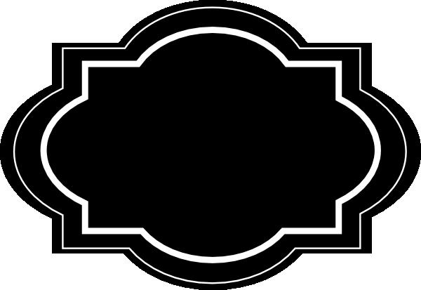 Decorative Black Clip Art at Clker.com - vector clip art ...