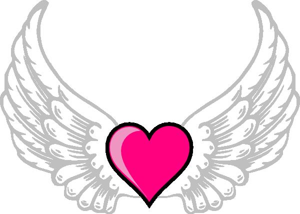 Cartoon Hearts With Wings Lol roflcom