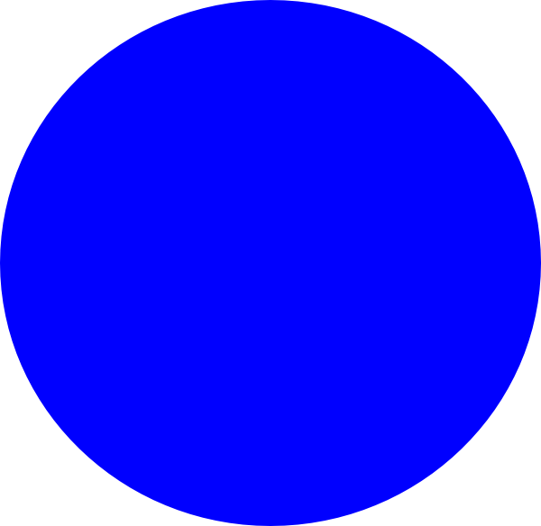 Blue Dot Clip Art at Clker.com - vector clip art online ...  |Blue Dot