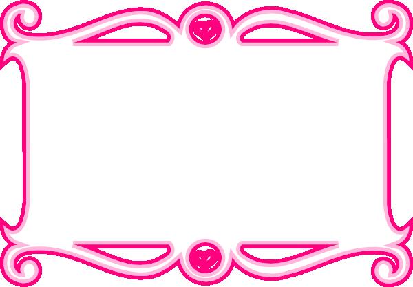 pink hearts border wwwimgkidcom the image kid has it