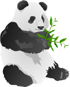 Clip Art Panda Bear Clip Art panda bear clip art at clker com vector online royalty art