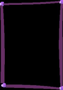 Purple Dot Border Clip Art At Clker Com Vector Clip Art