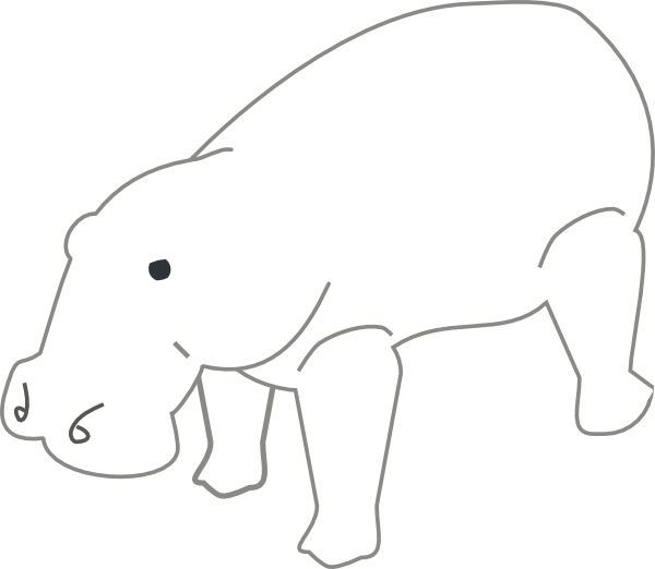 For those who find it difficult to draw farm animals for crafts, arts, coloring pages and farm animal posters, help of ready to use farm animal outlines can be taken and these outline structures are known as farm animal templates.