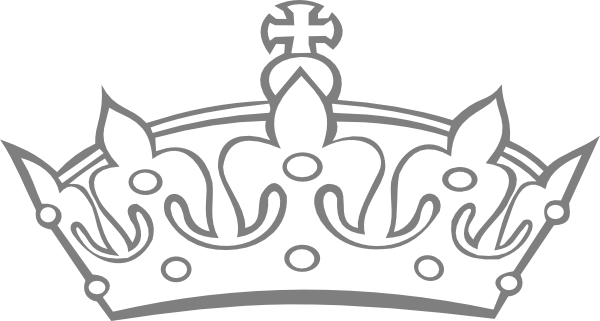 free cross and crown clipart - photo #4