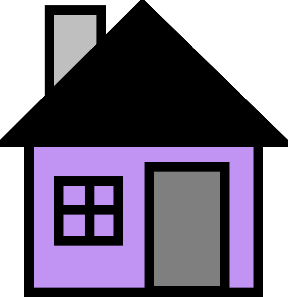dale house clip art at clker com vector clip art online royalty rh clker com housing clip art free housing clipart images