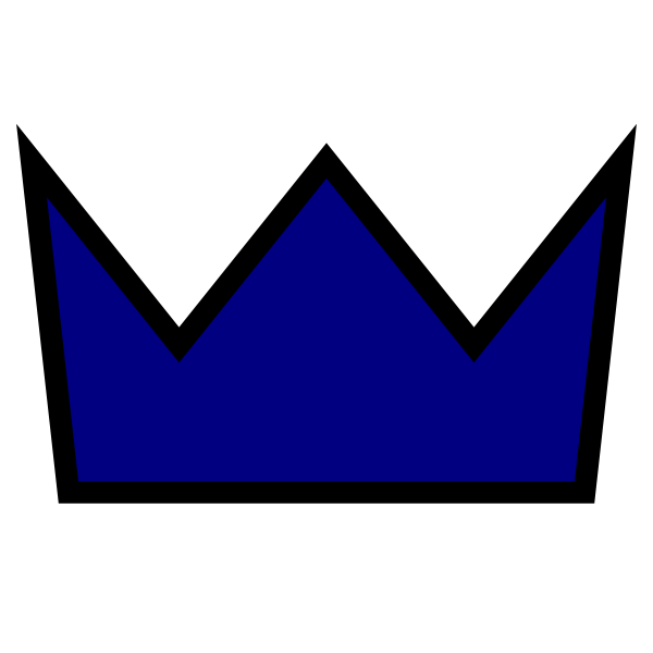 Clothing King Crown Ic...