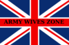 Union Jack Army Wives Zone Clip Art