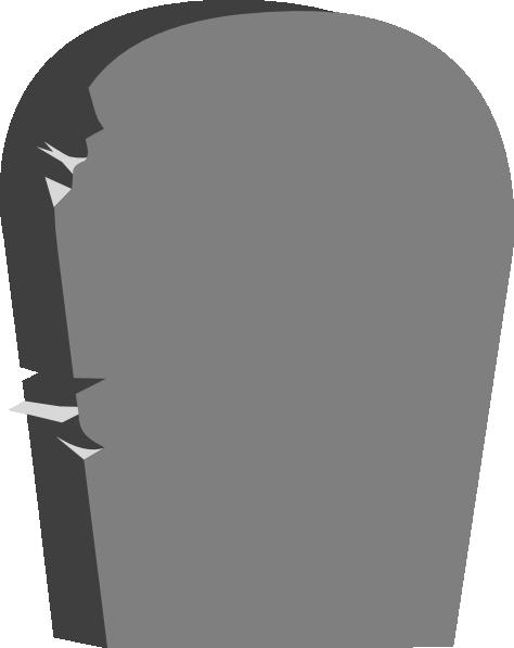 headstone clip art at clker com vector clip art online rip gravestone clipart Tombstone Clip Art