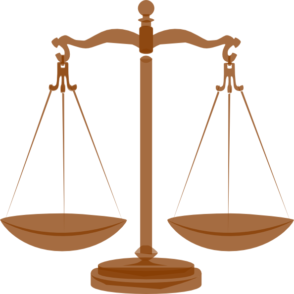 legal scales clipart - photo #14