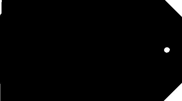 Black Label No Strings Clip Art at Clker.com - vector clip ...