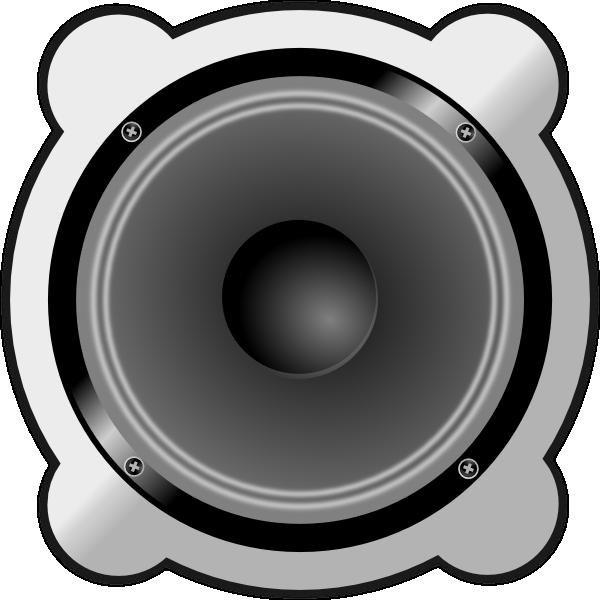 Speaker Clip Art at Clker.com - vector clip art online ...
