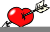 Love Heart Clipart Image