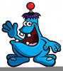 Free Animated Cartoon Characters Clipart Image