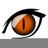 Animated Eyeball Clipart Image