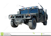 Military Vehicle Clipart Image