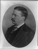 Theodore Roosevelt From A Hitherto Unpublished Photograph. Image