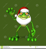 Animated Clipart Frog Image