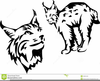 Free Clipart Bobcat Image
