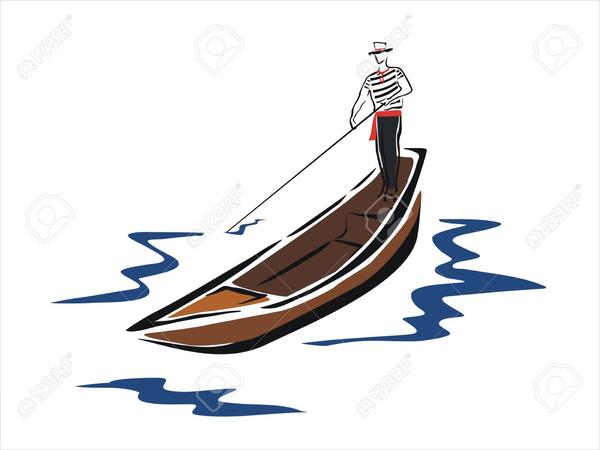 venice gondola clipart free images at clker com vector clip art rh clker com italian gondola clipart ski gondola clipart