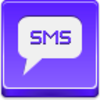Free Violet Button Sms Image