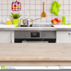 Kitchen Bench Clipart Image
