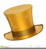 Clipart Pictures Of Top Hats Image