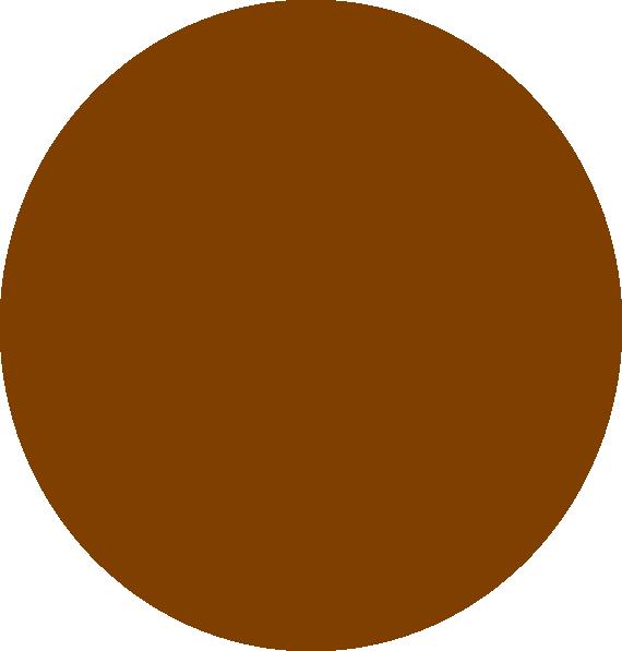 Small Brown Dot Clip Art at Clker.com - vector clip art online ...