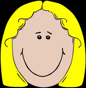 Clip Art Aunt Clipart blone clip art at clker com vector online royalty free art