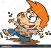 Kids In Mud Clipart Image