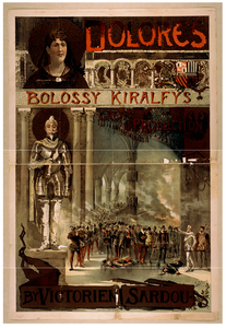 Dolores, Bolossy Kiralfy S Great Production By Victorien Sardou. Image