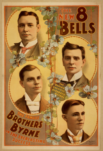 The New 8 Bells The Famous Brothers Byrne In The Everlasting Success. Image