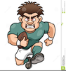 Free Springbok Rugby Clipart Image