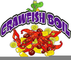 Seafood Boil Clipart Image