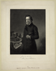 [henry Ward Beecher, Three-quarter Length Portrait, Standing Next To Table, Facing Front, Holding Paper In Right Hand]  / Painted By T. Hicks, N.a. ; Engraved By J.c. Mcrae, N.y. Image