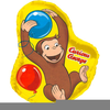 Clipart Of Curious George Image