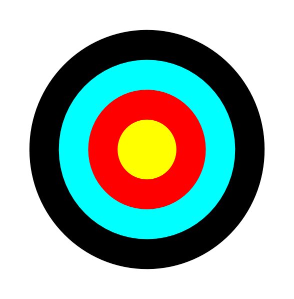 clipart of target - photo #10