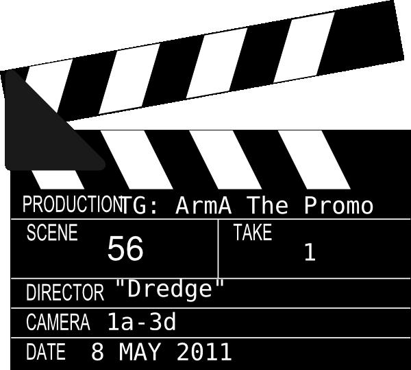 film reel clipart. Tg Promo Reel clip art